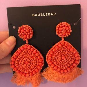 Baublebar earrings! Never worn!